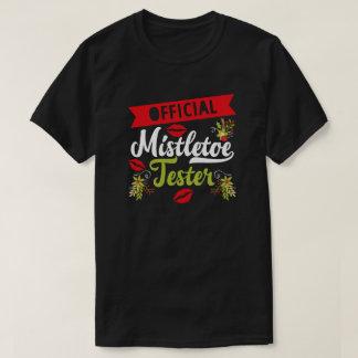 Official Mistletoe Gift Tee