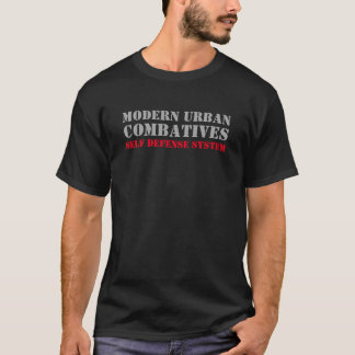 Official Modern Urban Combatives T-shirt