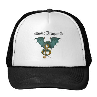 Official Music Dragon® Hats