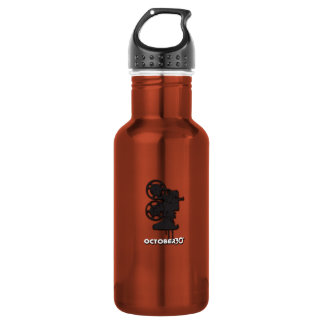 Official OCT 30th 18oz Water Bottle