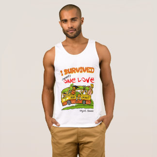 Official One Love Bar Crawl Tank Top (Men)