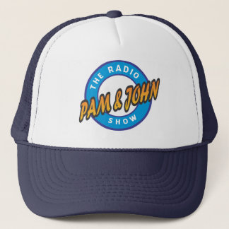 Official Pam & John Radio Show Trucker Hat