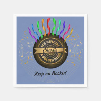 OFFICIAL Party Napkins Disposable Serviette