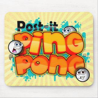 Official PIPP Mousepad
