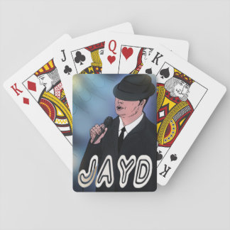 Official playing cards by JAYD