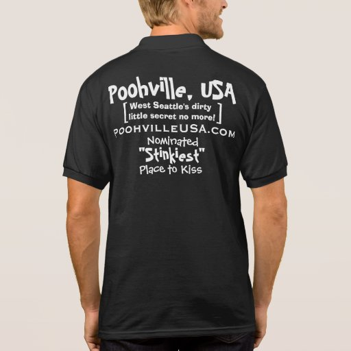 Official Polo Shirt 2.0 for Poohville, USA