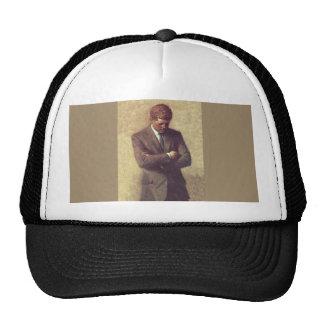 Official Portrait John F Kennedy Trucker Hat