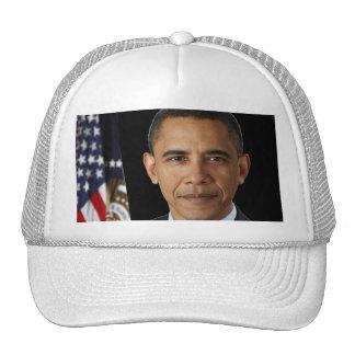 Official Portrait President Barack Obama, Black bk Cap