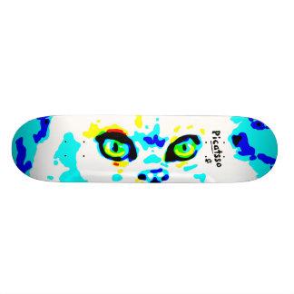 Official Power-Eyes Skateboard Deck