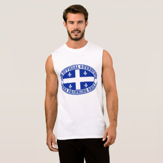 OFFICIAL QUEBECOIS BEER DRINKING SHIRT