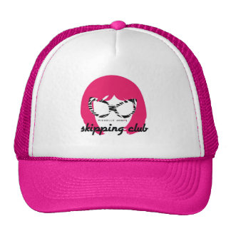 Official Skipping Club Hat