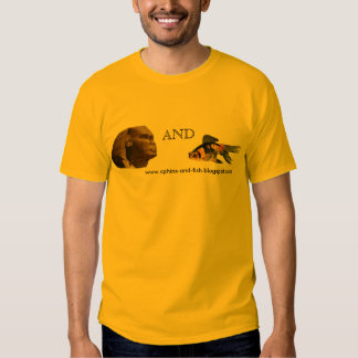 Official Sphinx and Fish T-Shirt