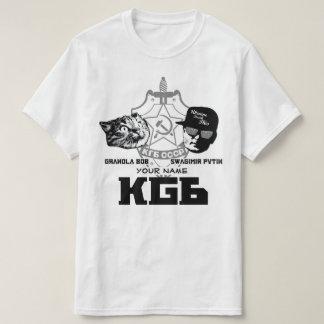 Official Swagimir / Gbob KGB shirt