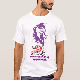 Official t-shirt 2ª generation