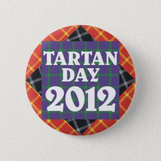 Official Tartan Day 2012 Button