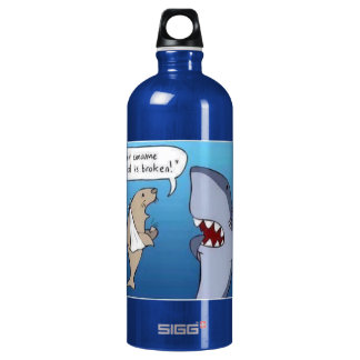 Official Theraider6 Water Bottle