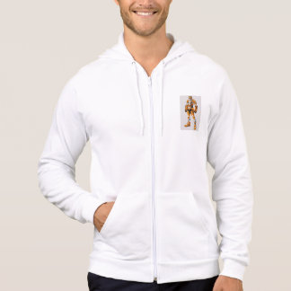 Official Tiger Hero character T-Shirt Hoodie