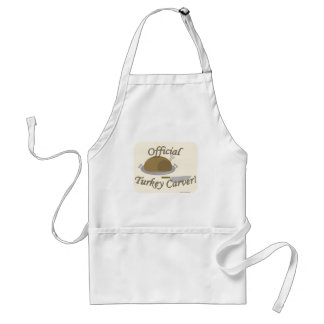 Official Turkey Carver Standard Apron