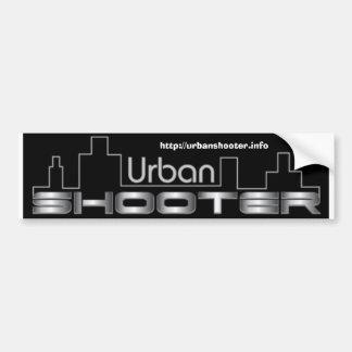 Official Urban Shooter Bumper Sticker Car Bumper Sticker