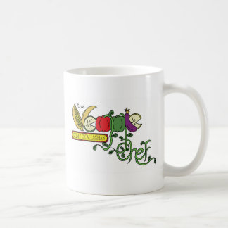 Official Veggie Chef Coffee Mug