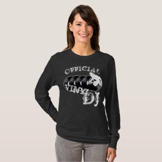 Official Vinyl DJ T-Shirt