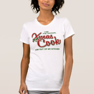 Official XMAS COOK - t-shirt