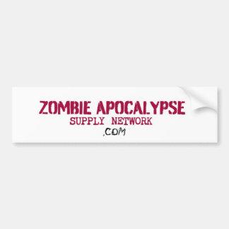 Official Z.A.S.N. sticker Bumper Sticker