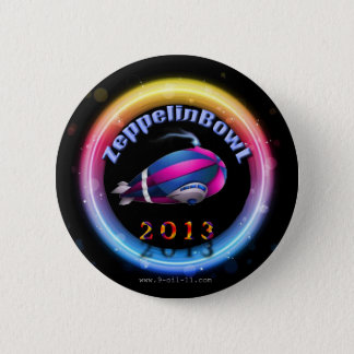 Official ZeppelinBowl 2013 Button