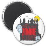 Official Zombie Killer Magnet