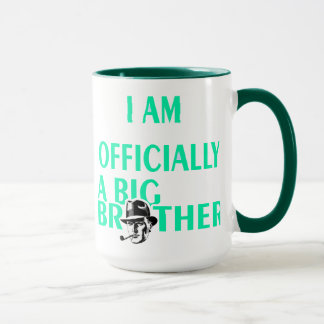 Officially Big Brother Mug