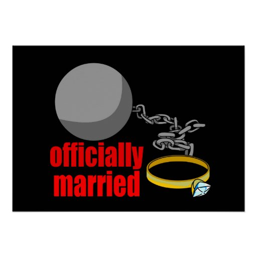 Officially Married Poster