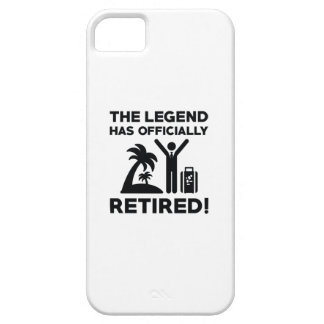 Officially Retired iPhone 5 Case