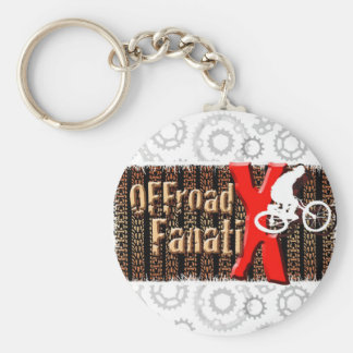 Offroad FanatiX Key Ring