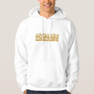 OFFROAD INDEPENCEN CUT OUT LOGO Hoodie