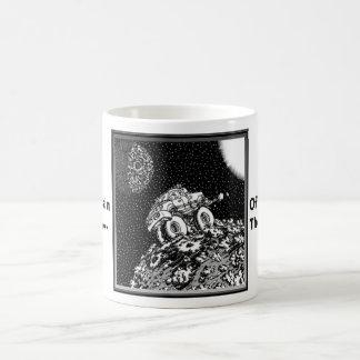 Offroading The World! Magic Mug