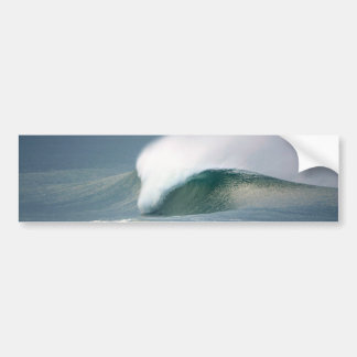 Offshore Winds and Breaking Wave Bumper Sticker