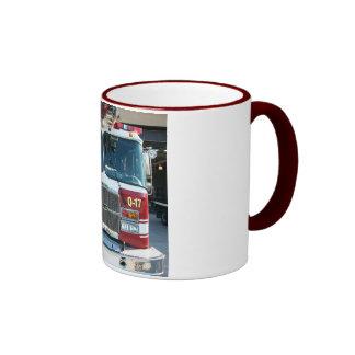 Offutt Air Force Base Ringer Mug