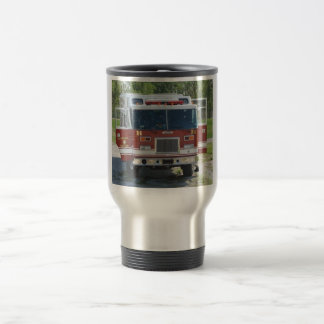 Offutt Air Force Base Stainless Steel Travel Mug