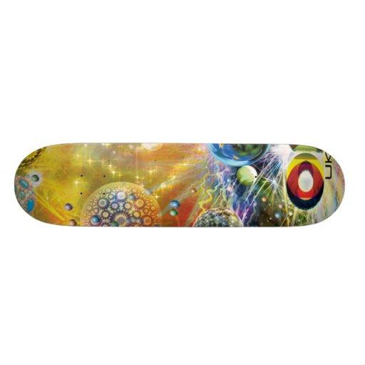 OFFWORLD Skateboard