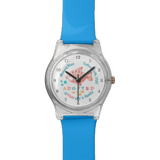 OFish'ally A Family Fish Themed Adoption Gifts Watch