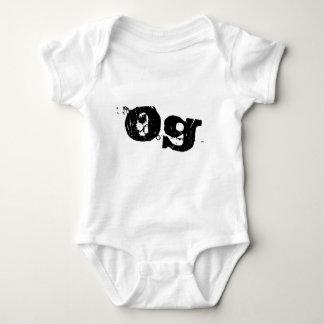 OG, Original Gangster Baby Bodysuit