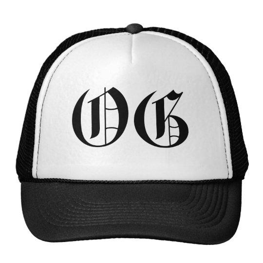 OG - Original Gangster Cap