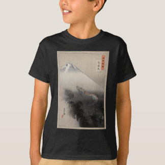 Ogata Gekko - Dragon rising to the Heavens T-Shirt
