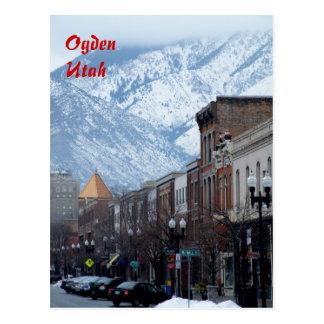 Ogden Postcard