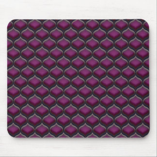 Ogee Berry Mousepad