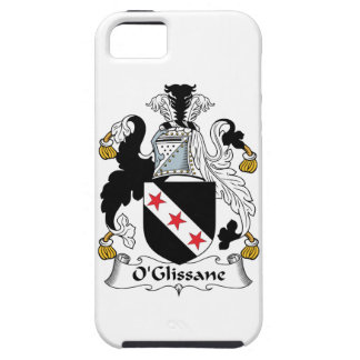 O'Glissane Family Crest iPhone 5 Cases
