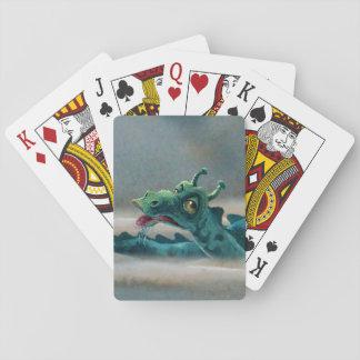 """Ogopogo"" Playing Cards"