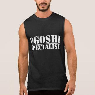 Ogoshi Specialist T-shirt (Sleeveless)