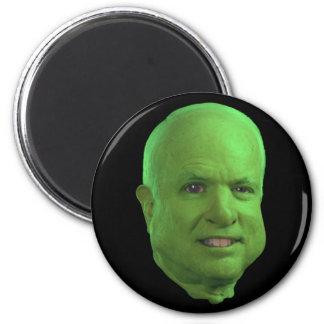 Ogre McCain 6 Cm Round Magnet