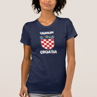 Ogulin, Croatia with coat of arms T-Shirt